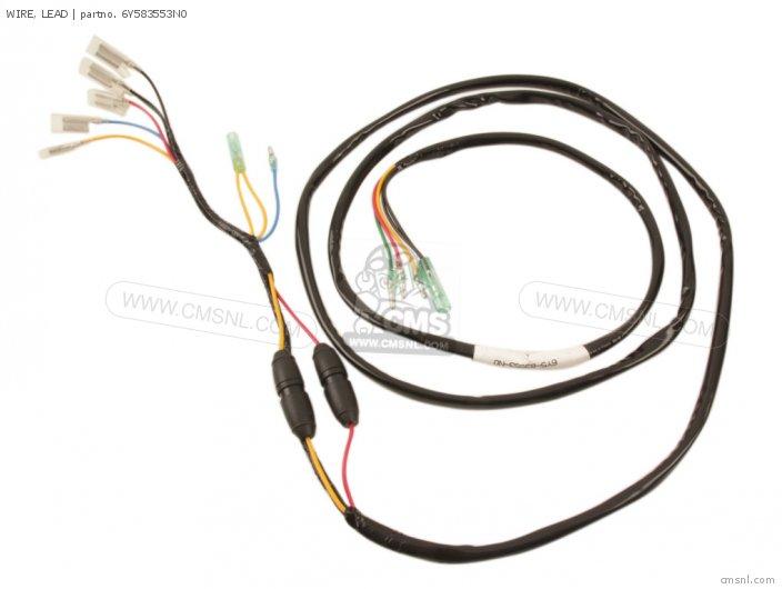 Wire, Lead photo