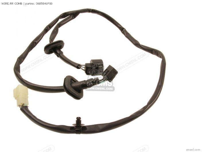 Wire, Rr Comb photo