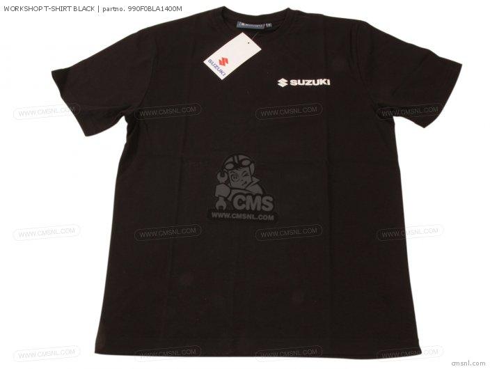 Workshop T-shirt Black photo