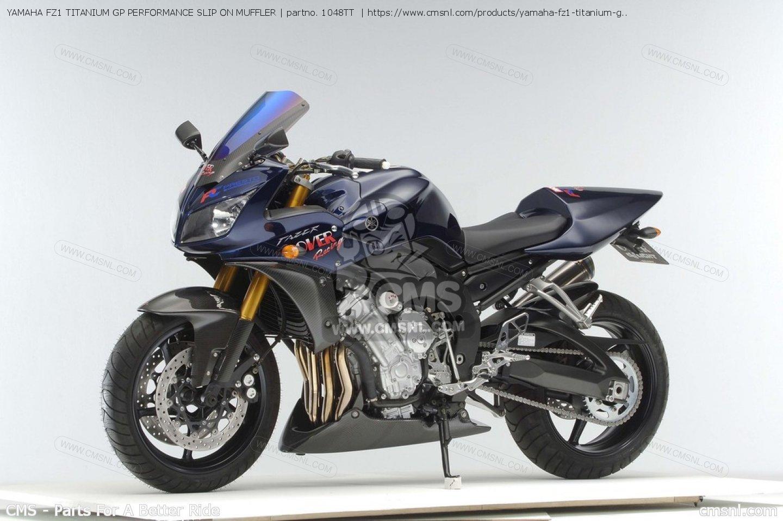 Yamaha Gpperformance Parts