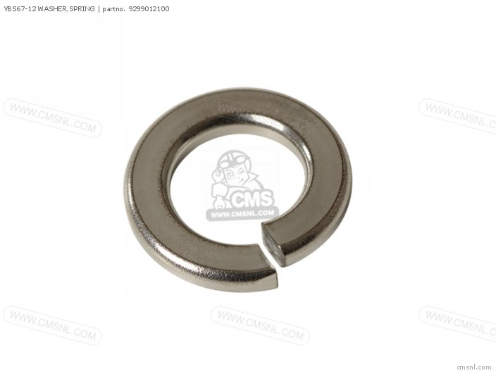 Ybs67-12 Washer, Spring photo