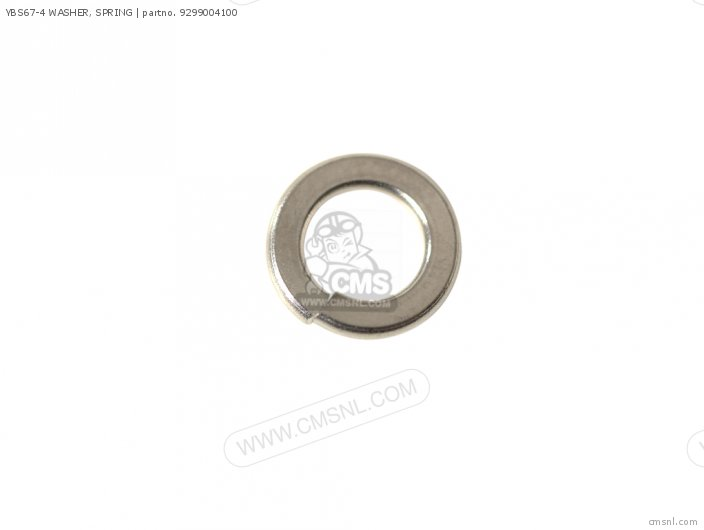 Ybs67-4 Washer, Spring photo