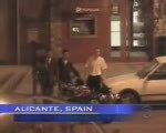 Spanish Police motorcycle Intercept