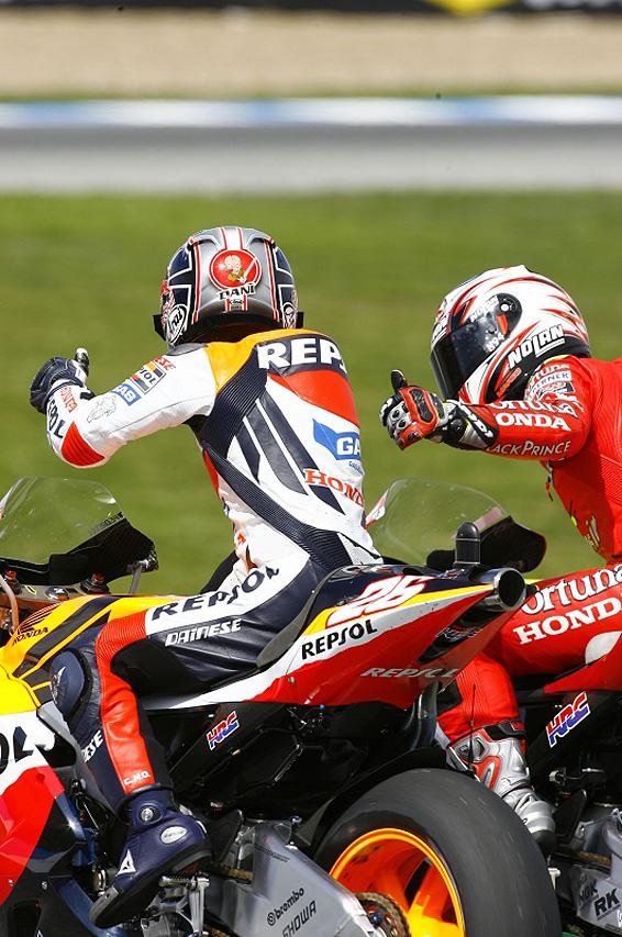 Direct Sales Canada >> jerez dani pedrosa repsol honda team motogp 2006