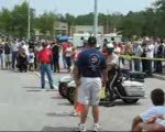 Police Motorcycle Competition Partner Run