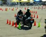 Southwest Police Motorcycle Team Competition 09